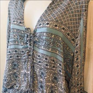 cool changes boho tassel dress